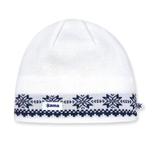 Картинка шапка Kama A11 Off-White - 1
