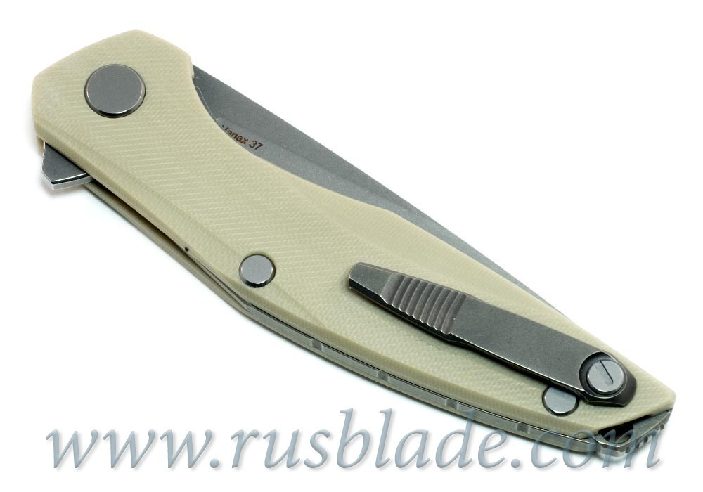 Shirogorov 111 Vanax37 G10 tan 3D MRBS - фотография