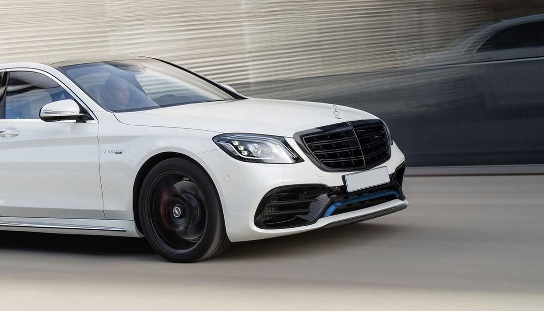 Арка переднего бампера для Mercedes S63 AMG W222