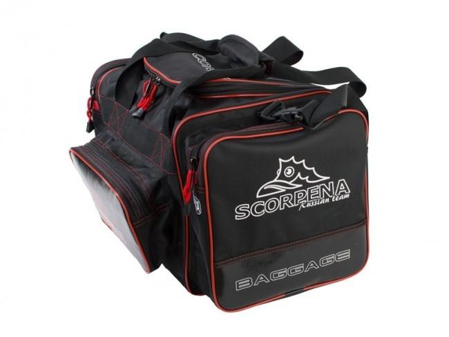 Сумка дорожная Scorpena Red Line - Baggage