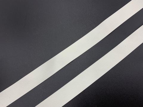 Резинка латексная для купальника белая 15 мм