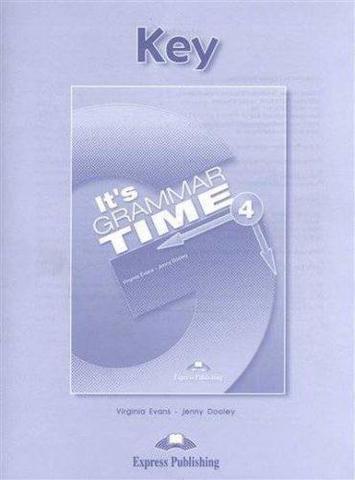 It's GRAMMAR TIME 4 Key