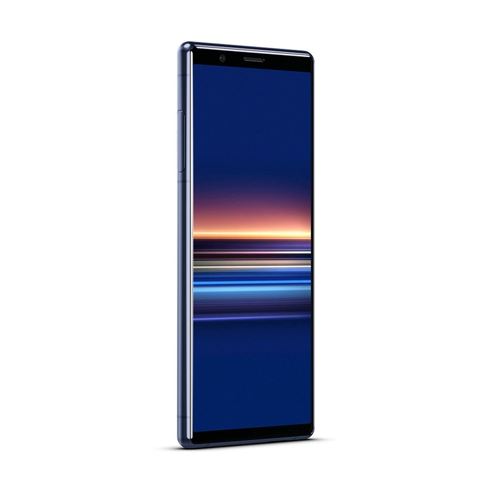 Купить Sony Xperia 5 синего цвета в Sony Centre Воронеж