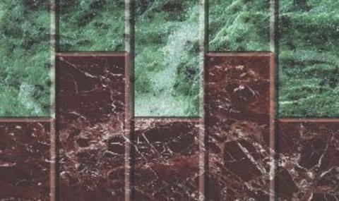 Печь Макси (Змеевик + Россо Леванте) от/каменка об/камень