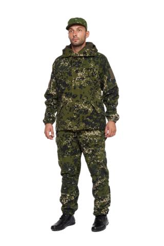 Камуфляжный костюм «Горка-3 Флис» Тайга
