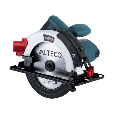 ЦИРКУЛЯРНАЯ ПИЛА ALTECO PROMO CS 1200-185 L