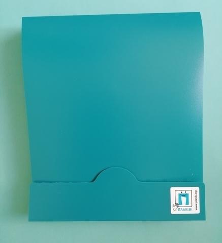 Папка для хранения карточек ( карман на липучках)
