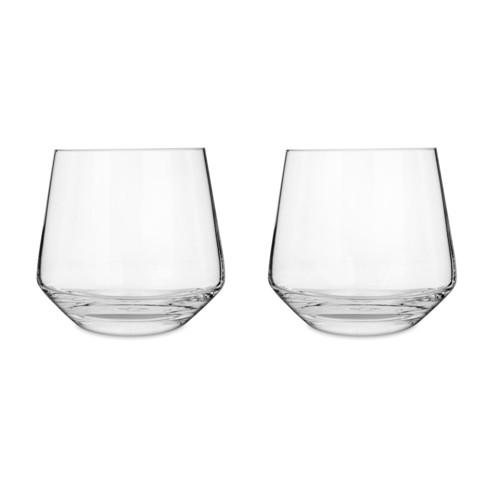Набор стаканов для виски 389 мл, 2 шт, Pure