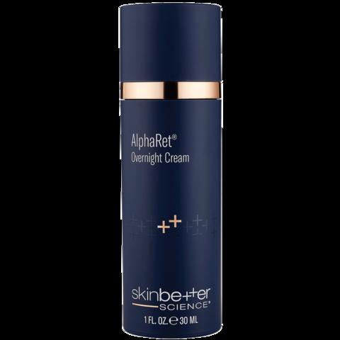 SKINBETTER | Ночной крем для лица / AlphaRet Overnight Cream Face, (30 мл)