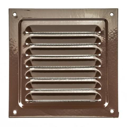 1515МЭ, Решетка металлическая, коричневая