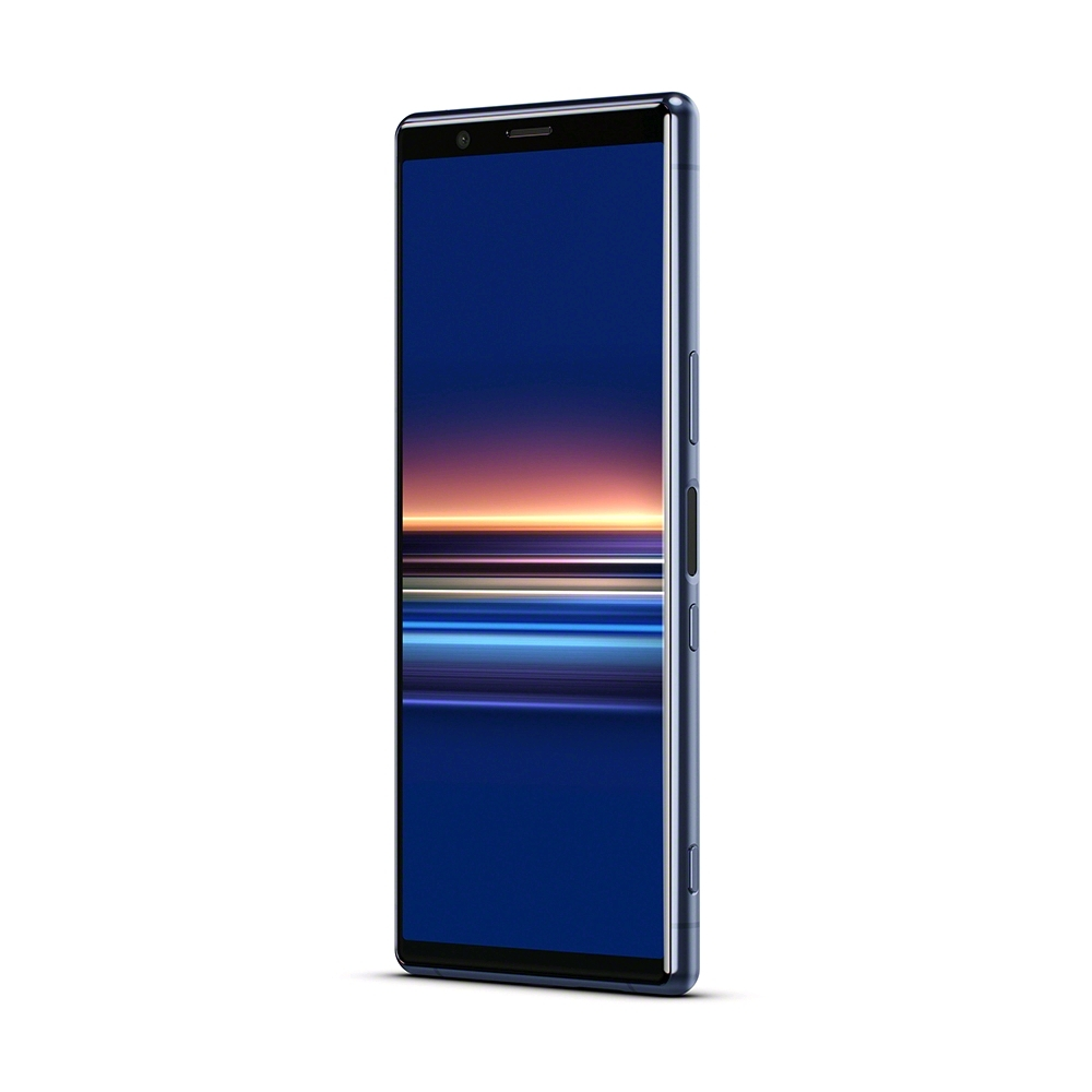 Смартфон Sony Xperia 5 синий купить в Sony Centre Воронеж