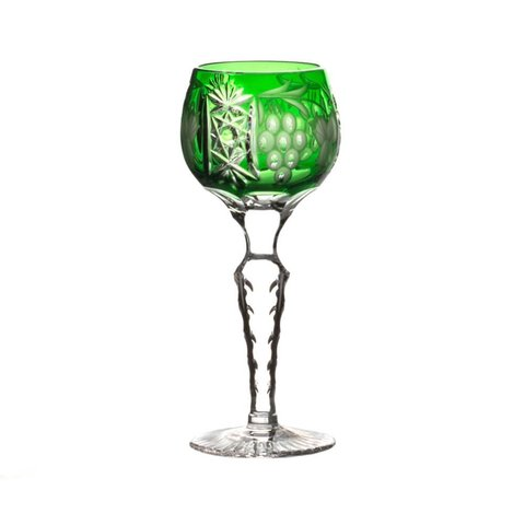 Рюмка для ликера Liquor, 60 мл, артикул 1/emerald/64575 Серия Grape
