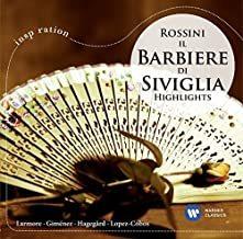 LARMORE, JENNIFER/ LOPEZ-COBOS, JESUS :  Il Barbiere Di Siviglia (Highlights) Rossini