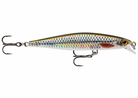 Воблер RAPALA Shadow Rap 7 см, 5 г, цвет ROL