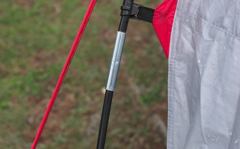Шатер Canadian Camper SPACE ONE, цвет royal, крепление дуг.