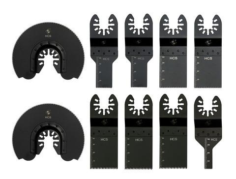 Набор пильных насадок для многофункционального инструмента