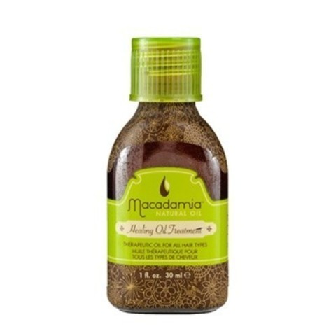 Macadamia Natural Oil: Уход восстанавливающий с маслом арганы и макадамии (Healing Oil Treatment), 30мл