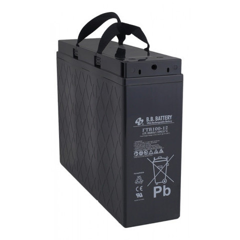 Аккумулятор BB Battery FTB 100-12