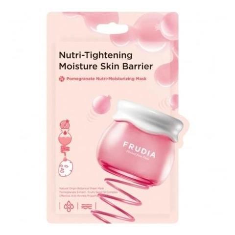 Frudia Nutri-Tightening Moisture Skin Barrier Маска для лица питательная с гранатом 1 шт