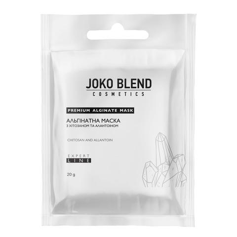 Альгінатна маска з хітозаном і алантоїном Joko Blend 20 г (1)