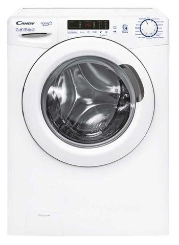 Узкая стиральная машина с фронтальной загрузкой CANDY MCS4 1072D1/2-07