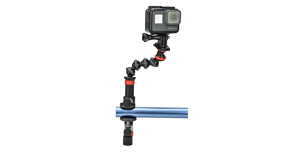 Крепление-струбцина JOBY Action Clamp & Gorillapod Arm