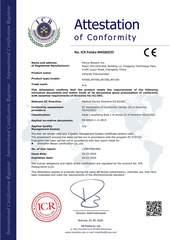 Бесконтактный инфракрасный термометр Penrui JRT200