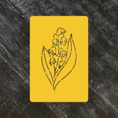Цветок Ландыш №1