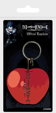 Брелок силиконовый «Death Note (яблоко)»