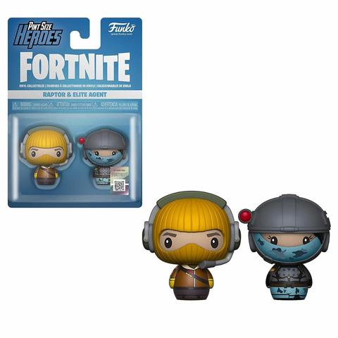 Фигурка Funko Pint Size Heroes: Fortnite S1: Raptor & Elite Agent