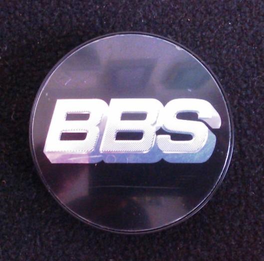 Крышка центрального отверстия BBS 70.6 мм silver/black
