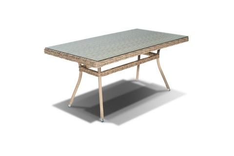 Стол «Латте» из искусственного ротанга
