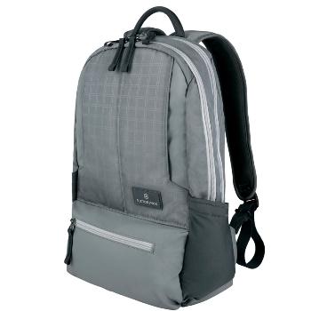 Рюкзак городской Victorinox Altmont 3.0 Laptop Backpack с отделением для ноутбука 15,6, цвет серый, 46x32x17 см., 25 л. (32388304)