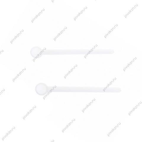 Мерная ложка 0,2 мл с таблицей по дозировке, 2 шт