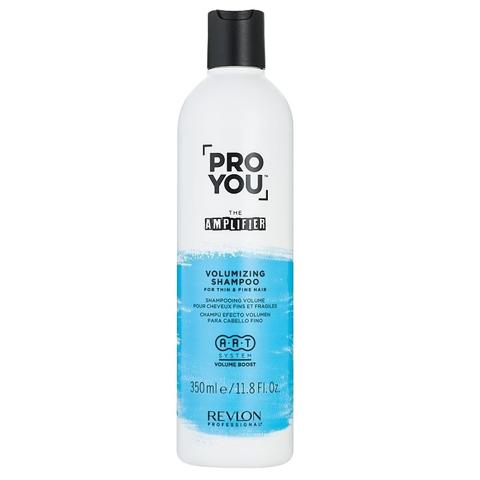 REVLON ProYou  Amplifier: Шампунь для придания объема для тонких волос (Volumizing Shampoo), 350мл/1л