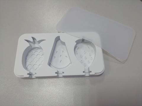 Силиконовая форма для мороженого и пирожных