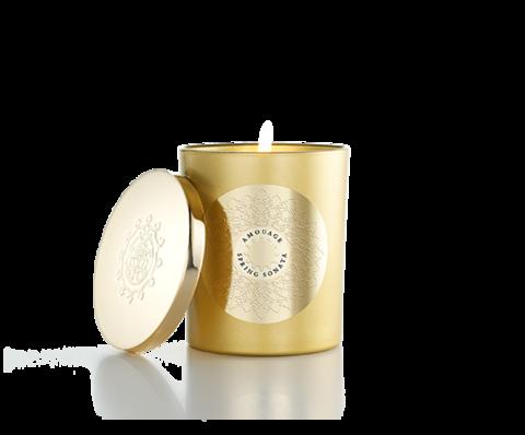 Amouage Candle Spring Sonata