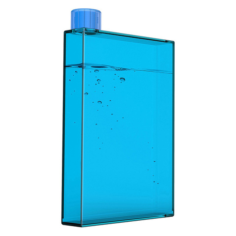 Фляга Asobu My pad bottle (0,475 литра), голубая