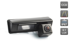Камера заднего вида для Lexus RX II 400h 03-08 Avis AVS326CPR (#043)