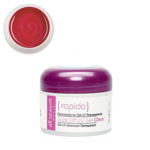 Цветной Soak of gel Goddess Purple 28,4 мл.