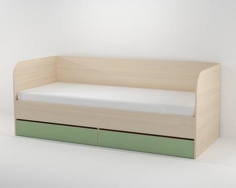 Кровать МАЛЬТА-2 2000-800 /2032*800*834/