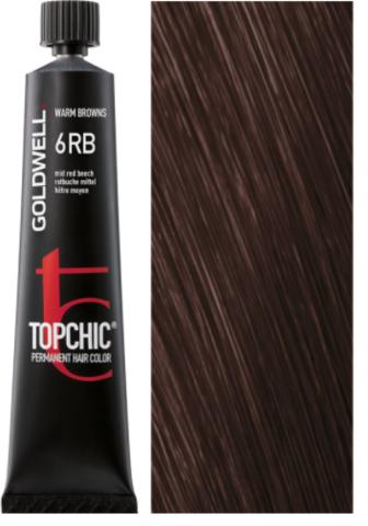 Goldwell Topchic 6RB красный бук TC 60ml