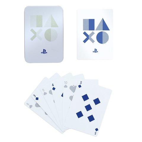 Карты игральные PlayStation Icons