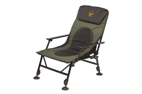 Кресло для карповой ловли World of Maverick Big master