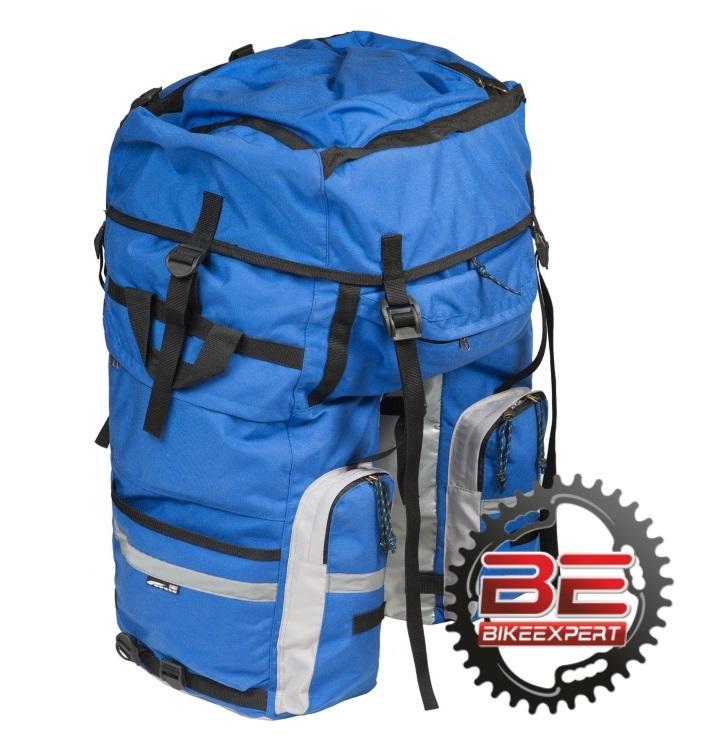 Велосумка-штаны на багажник Course 80-100 литров