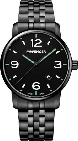 Мужские часы Wenger Wenger 01.1741.119