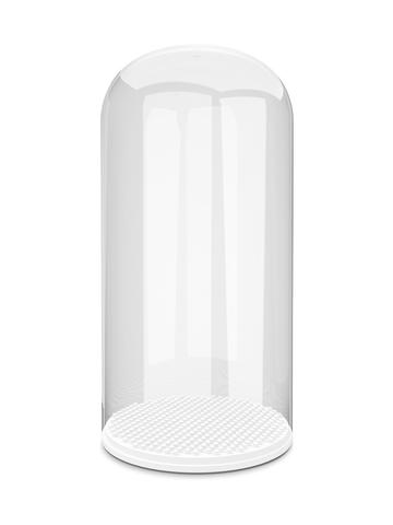 Выставочный пылезащитный дисплей для демонстрации конструктора 18,6 х 9,5 х 9,5 см прозрачный Wisehawk & LNO display case NO. 2590