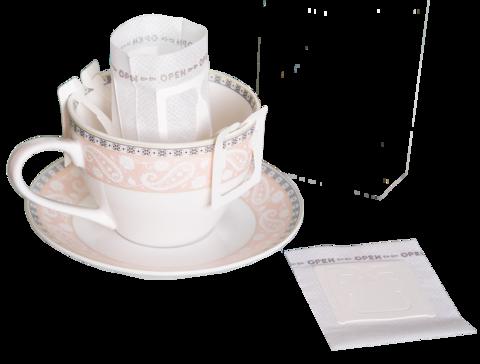Фильтр-пакеты Чистая Чашка (25 шт) с