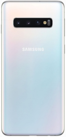 Смартфон Samsung Galaxy S10 8/128GB (Перламутр)