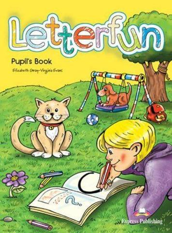 Letterfun. Pupil's Book. Beginner. Учебник